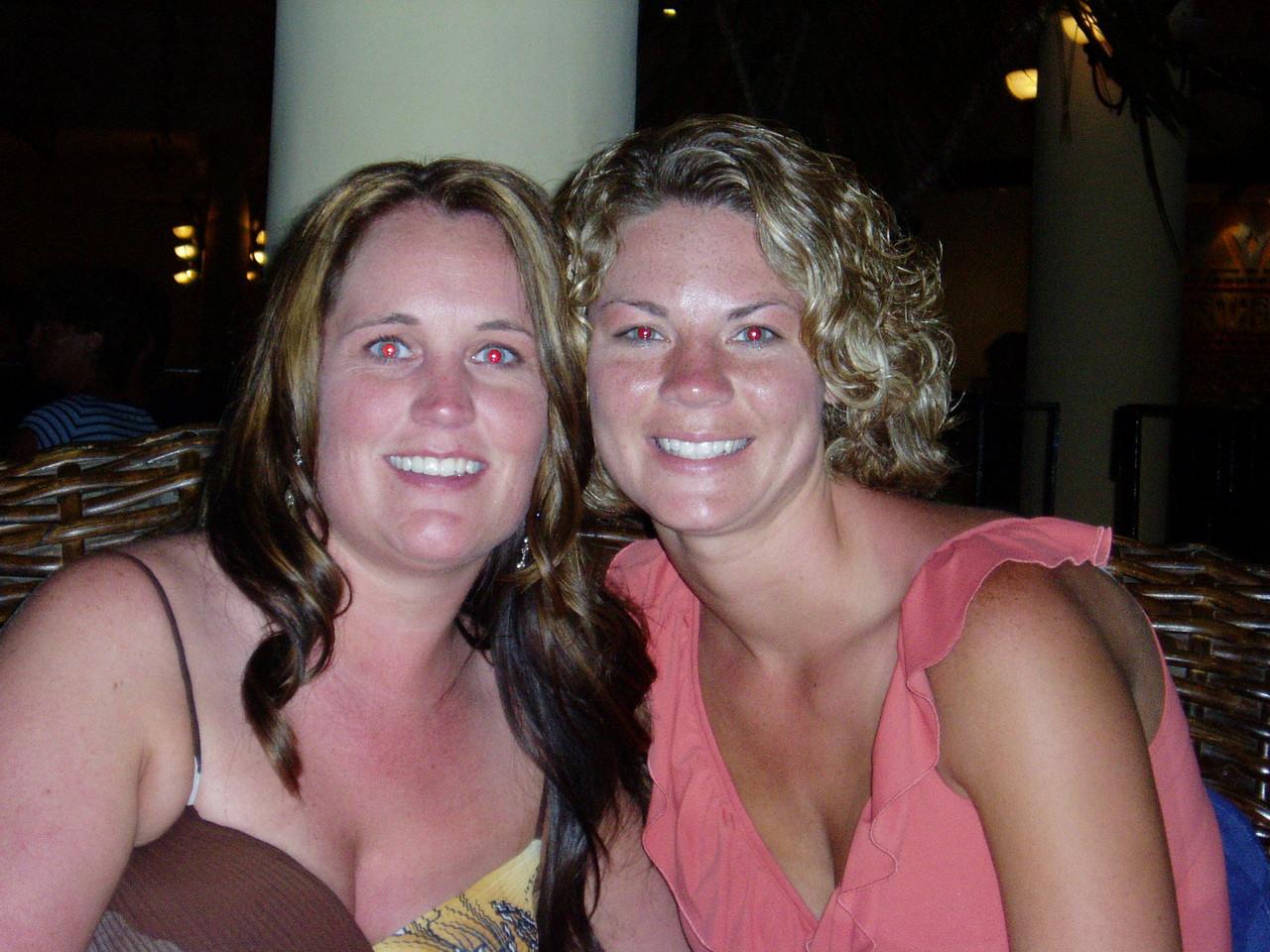Andrea & Kelly