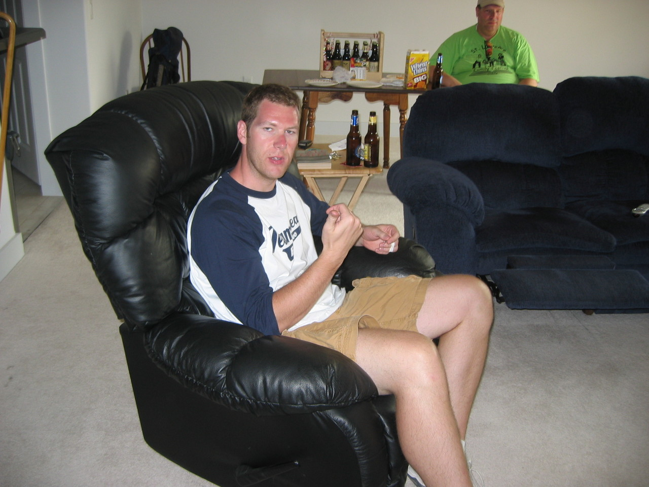 Packer Party 2005 4