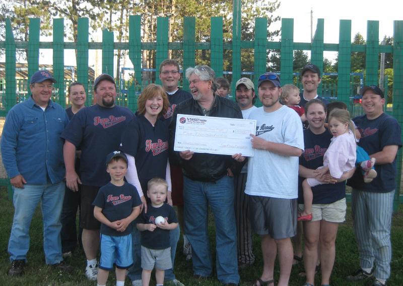 $5000 Raised & Donated