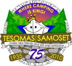 Camp's 75th Anniversary Projects